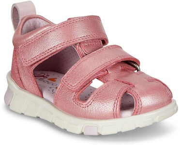 ECCO Mini Stride Sandaler, Bubblegum