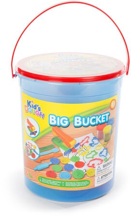 Kid's Dough Big Bucket Modellervoks