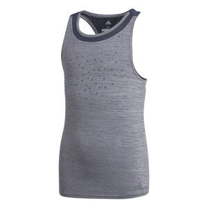 Adidas Girls Dotty Tanktop, Legend Ink