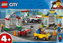 LEGO City 60232 Værkstedscenter