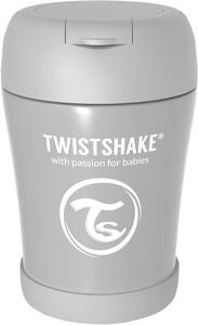 Twistshake Madbeholder 350ml, Grå