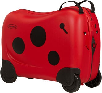 Samsonite Dreamrider Kuffert 28L, Ladybird