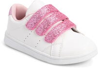 Luca & Lola Monate Sneakers, White/Pink
