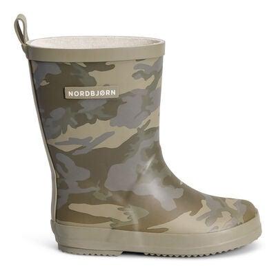 8b5a87b1c Køb Nordbjørn Whirlwind Gummistøvler, Camouflage | Jollyroom