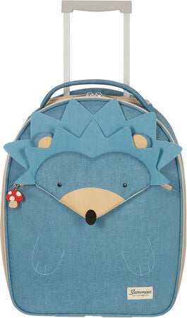 Samsonite Hedgehog Harris Rejsekuffert 22,8L, Blue