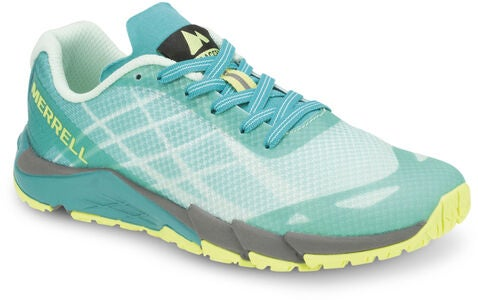 Merrell Bare Access Sneakers, Turquoise