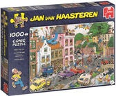 Jumbo Puslespil Jan van Haasteren Friday The 13TH 1000