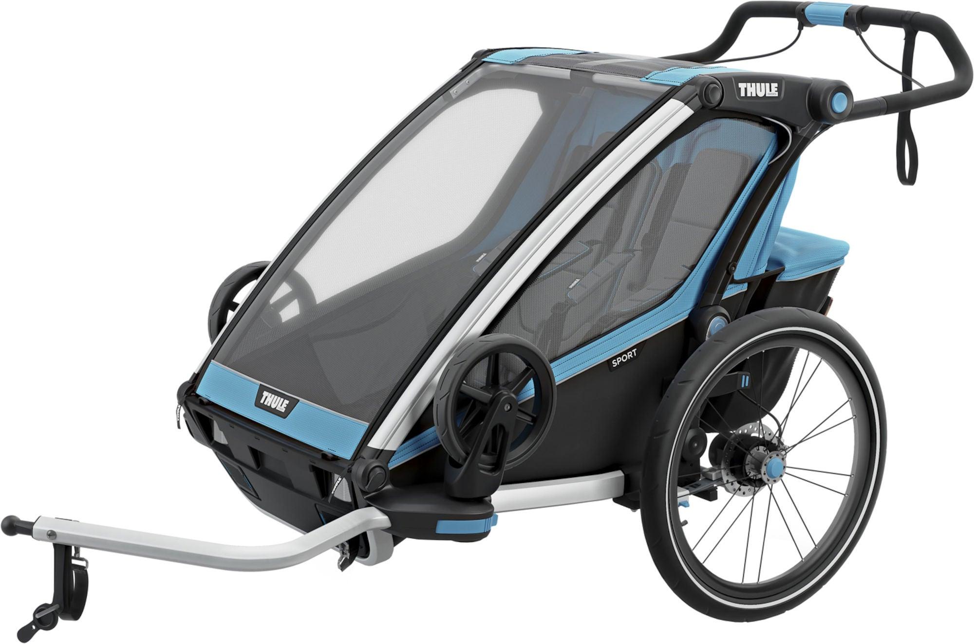 Thule Chariot Sport2, Blue | Hjulsæt