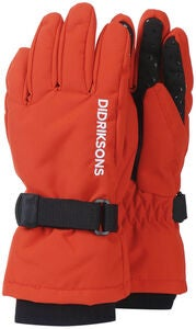 Didriksons Biggles Handsker, Poppy Red