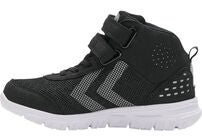 Hummel Crosslite Mid Tex Jr Sneakers, Black