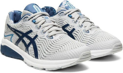 Asics GT-1000 8 GS SP Sneakers, Piedmont Grey/Mako Blue