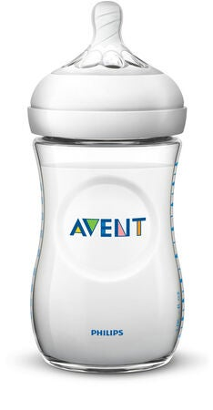 Philips Avent Natural Sut 3mdr+ 2 stk