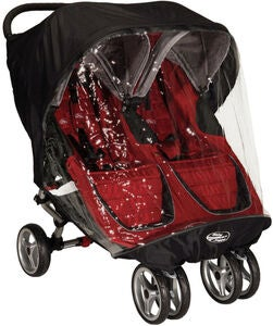 Baby Jogger Regnslag City Mini Double