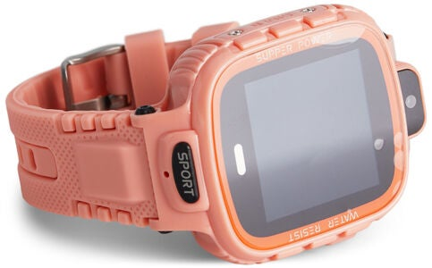 North 13.5 Active Waterproof GPS-ur, Lyserød