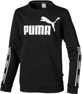Puma Amplified Crew Trøje, Black