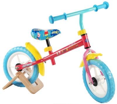 Gurli Gris Løbecykel 12 Tommer | Learner Bikes