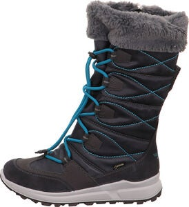 Superfit Merida GORE-TEX Vinterstøvler, Grey/Blue