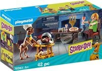 Playmobil 70363 SCOOBY-DOO! Aftensmad med Shaggy