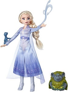 Disney Frozen 2 Storytelling Fashion Dukke Elsa
