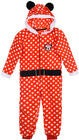 Disney Minnie Mouse Pyjamas, Rød