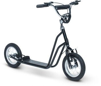 Impulse BMX Scooter Løbehjul, Sort