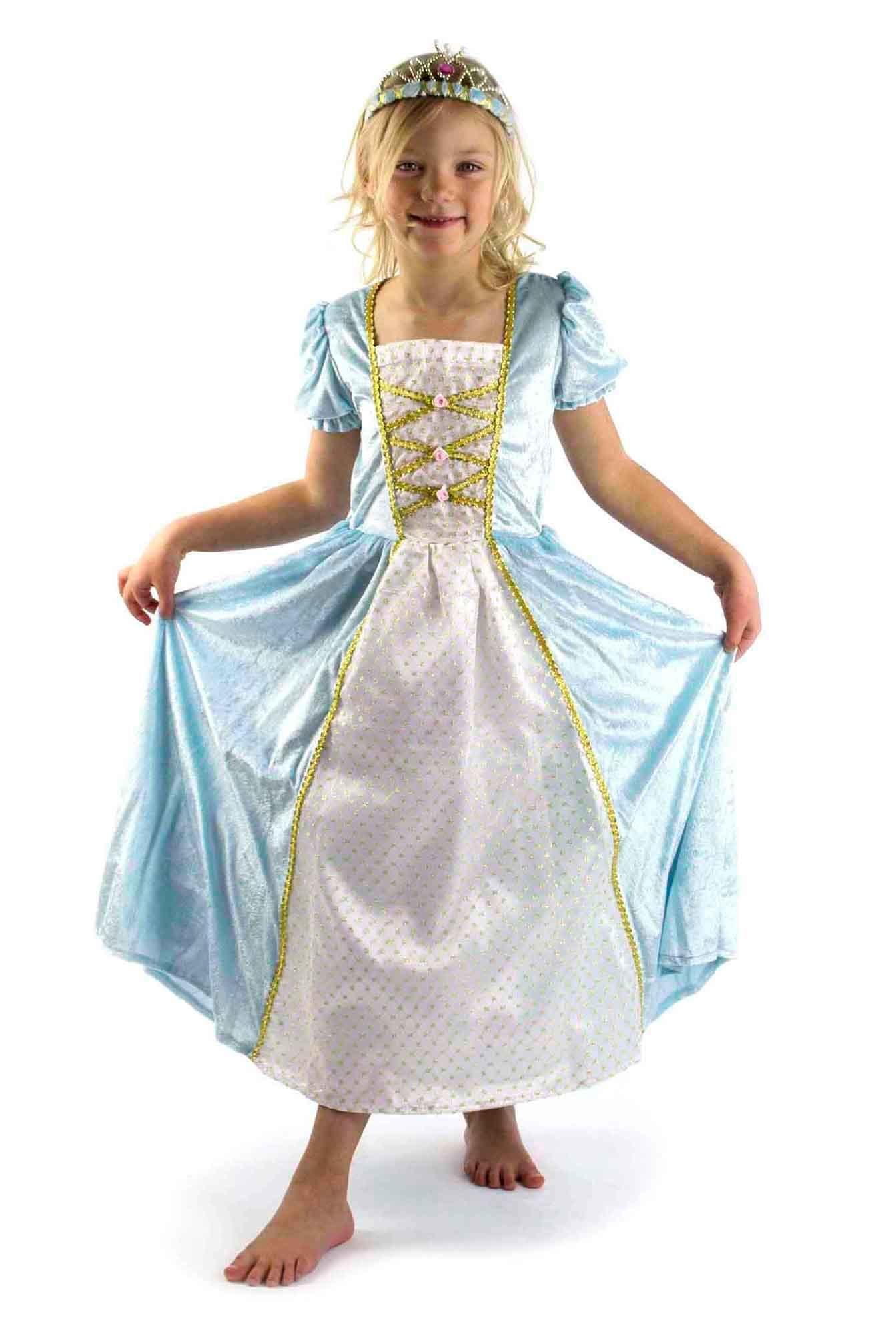 3406555036ef Køb Den Goda Fen Udklædning Prinsessekjole Velour