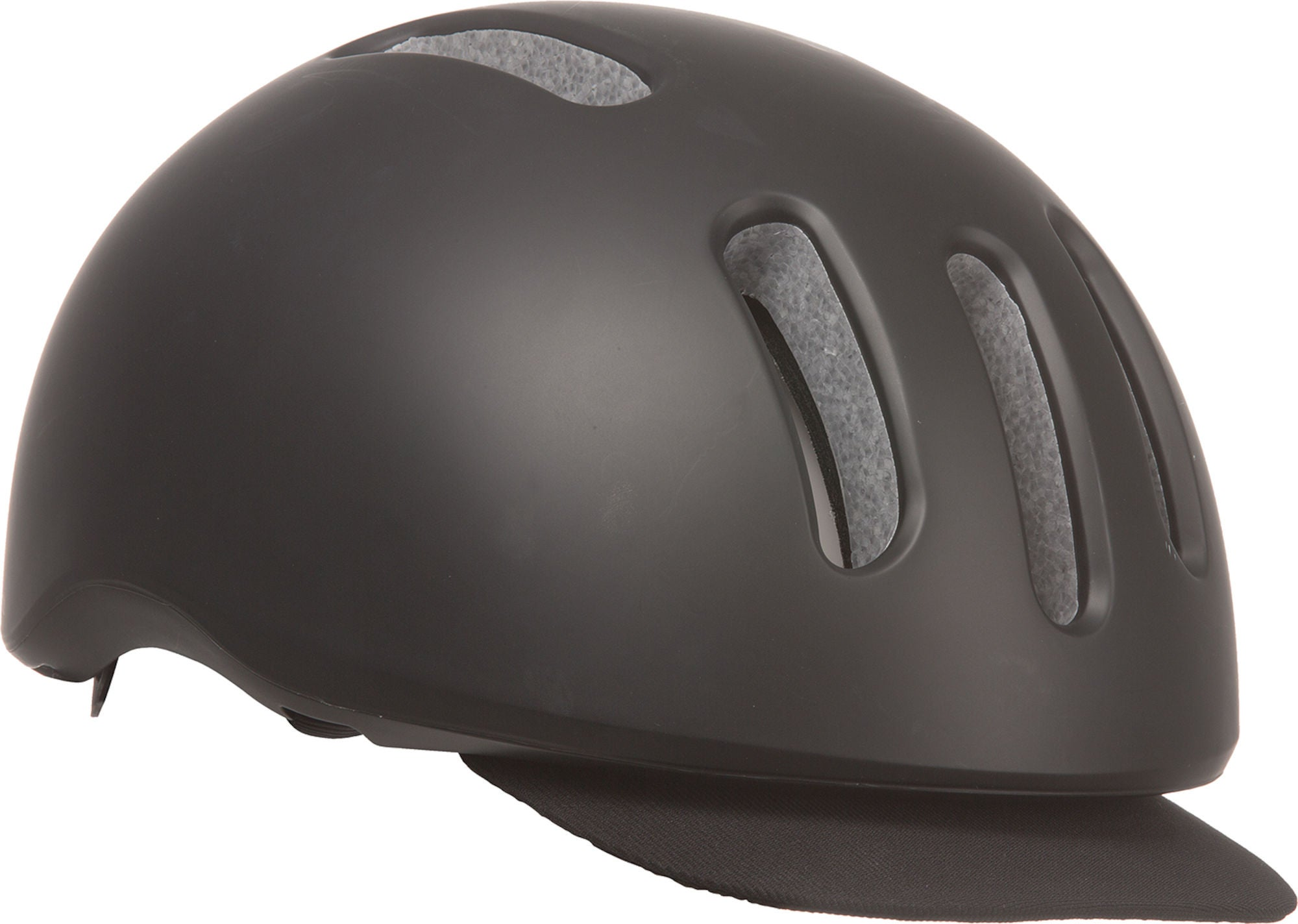 Spectra Cykelhjelm Equus 54-58 cm, Sort | Helmets